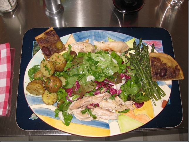 Jacques Pepin inspired Chicken Salad